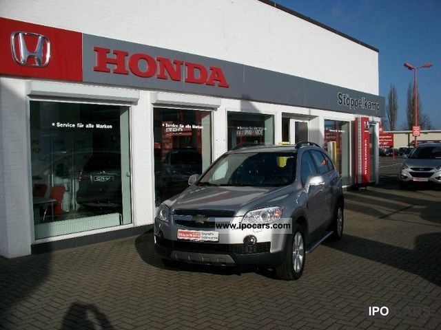 2006 Chevrolet  Captiva 2.0 LT automatic 4WD, 5-seater Off-road Vehicle/Pickup Truck Used vehicle photo