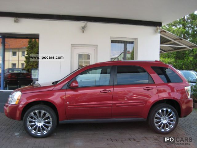 2006 Chevrolet Equinox Tuv New Au German Papers Car