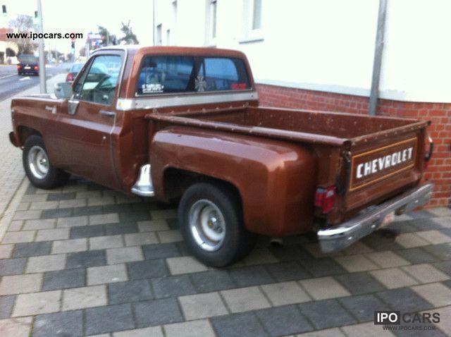 1980 chevy c10 stepside