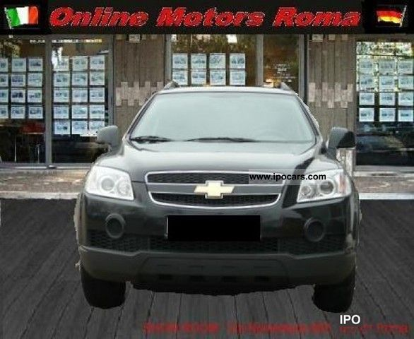 2009 Chevrolet  Captiva 2.0 TDI 150CV 09 One delegation Cerchi in this Off-road Vehicle/Pickup Truck Used vehicle photo