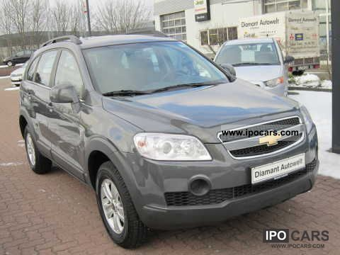 2010 Chevrolet  Captiva 2.4 LS 2WD M / T Off-road Vehicle/Pickup Truck Used vehicle photo