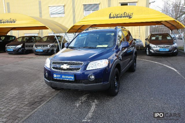2009 Chevrolet  Family Captiva 2.0 Diesel 7-seater 2WD PDC / ALU / K Limousine Used vehicle photo