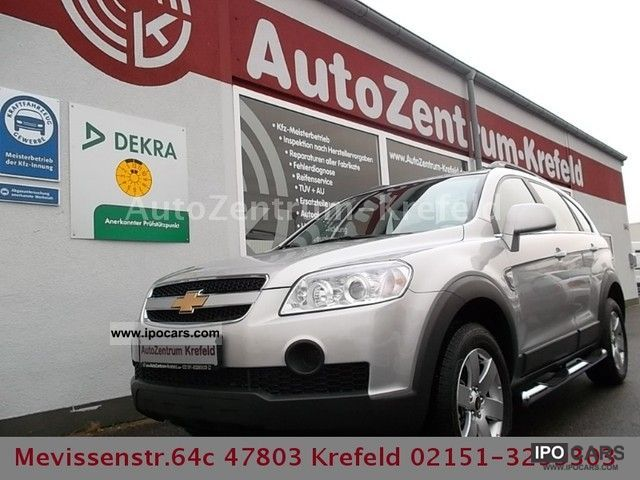 2011 Chevrolet  Captiva 2.4 LS 2WD 7 seater, like new only 630 km Off-road Vehicle/Pickup Truck Used vehicle photo