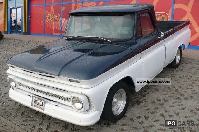 Chevrolet  1965 SWB C10 Pickup TOP CONDITION! 1965 Vintage, Classic and Old Cars photo