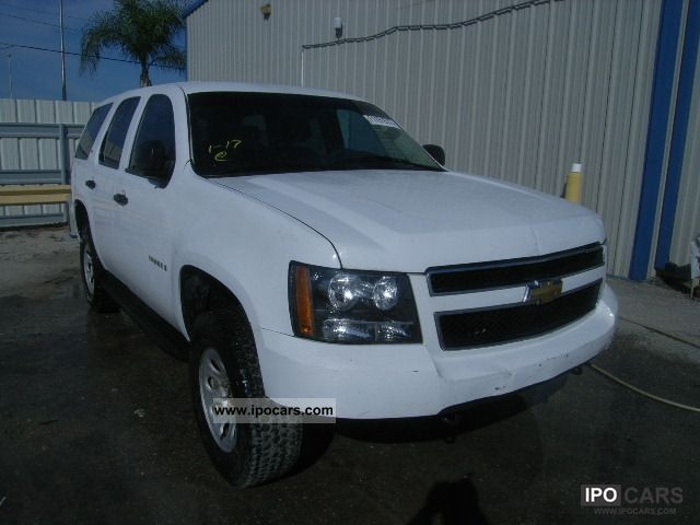 2008 Chevrolet  TAHOE K150 Off-road Vehicle/Pickup Truck Used vehicle (business photo