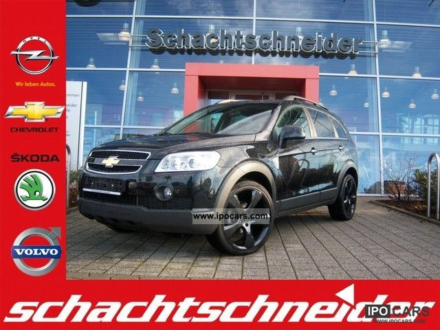 2010 Chevrolet  Captiva IRMSCHER EDITION, car EnVKV Class E, they Off-road Vehicle/Pickup Truck Used vehicle photo