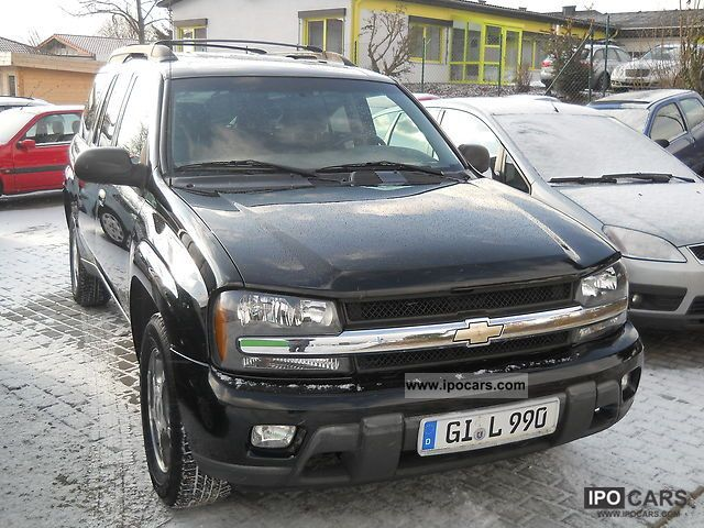 2006 Chevrolet  Trail Blazers Off-road Vehicle/Pickup Truck Used vehicle photo