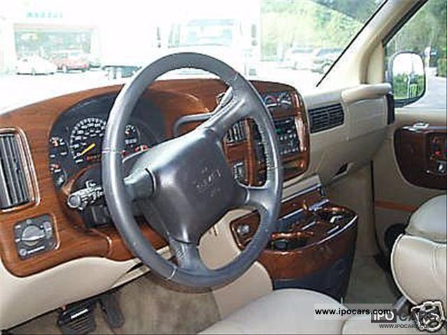 2001 Chevrolet GMC Savanna Van 2001 Chevrolet Explorer SE LIMITED ...