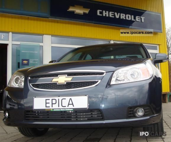 2010 Chevrolet  Epica 2.5 Autom.LT / LEATHER / CRUISE CONTROL / CLIMATE CONTROL Limousine Used vehicle photo