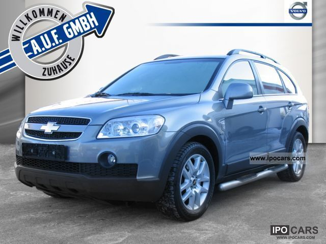 2009 Chevrolet  Captiva 2.2 Diesel LT IRMSCHER DPF PDC AIR Off-road Vehicle/Pickup Truck Used vehicle photo
