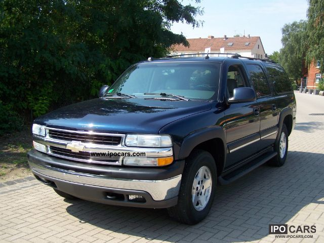 2005 Chevrolet  Suburban LT E85 ethanol / gasoline 4x4 leather 8Sitze Off-road Vehicle/Pickup Truck Used vehicle photo