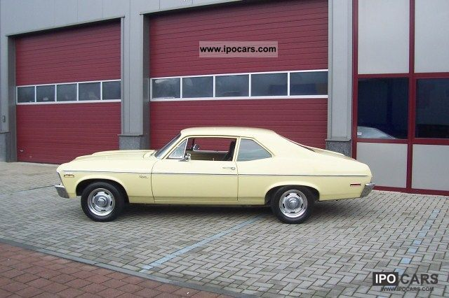 Chevrolet  1970 Nova 350 Hipo original 1970 Vintage, Classic and Old Cars photo