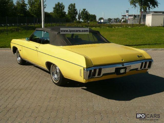 1970 Chevrolet Impala Convertible Car Photo And Specs
