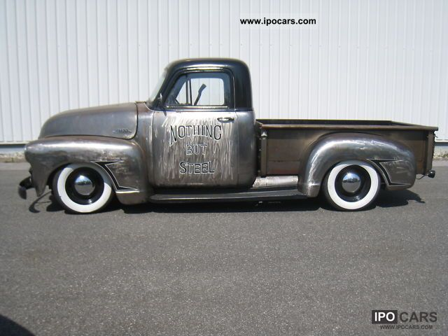 1954 Chevrolet  3100 Rad Rod Old School Off-road Vehicle/Pickup Truck Used vehicle photo