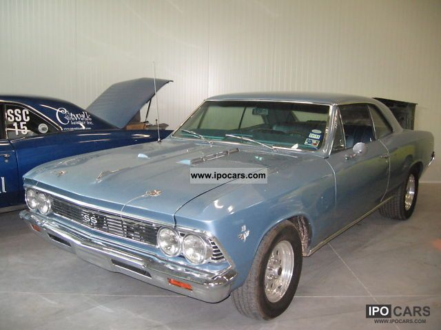 Chevrolet  Chevelle SS coupe clone 1966 Vintage, Classic and Old Cars photo