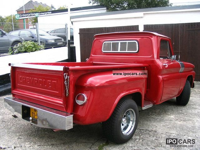 Chevrolet  S-10/C10/RESTAURIERT/V8/TOLLER CONDITION / TOP / 1966 Vintage, Classic and Old Cars photo