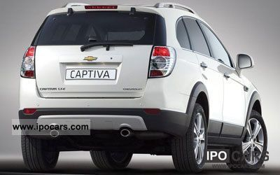 2011 Chevrolet  Captiva 2.2 LS 2WD 5-seater Off-road Vehicle/Pickup Truck New vehicle photo