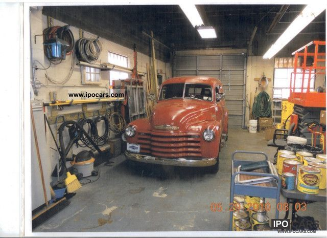 Chevrolet  PANEL TRUCK 3800 1 ton 1950 Vintage, Classic and Old Cars photo