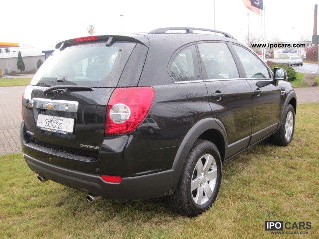 2011 Chevrolet  Captiva 2.4 LT model new Off-road Vehicle/Pickup Truck Used vehicle photo