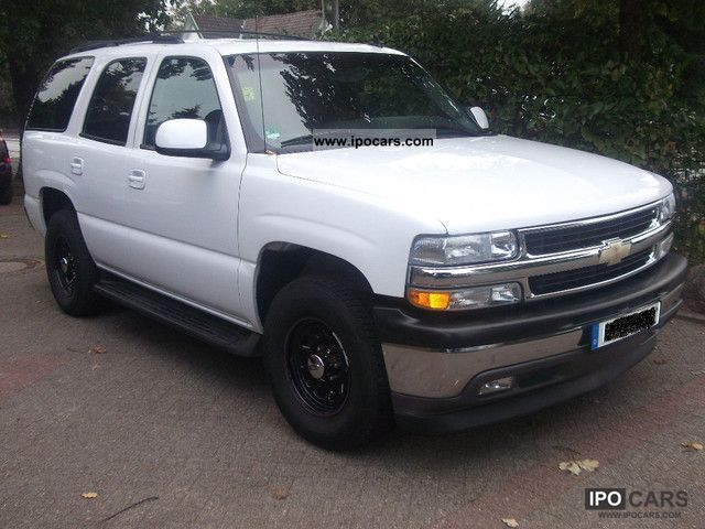 2006 Chevrolet  Tahoe LT Premium LPG Off-road Vehicle/Pickup Truck Used vehicle photo