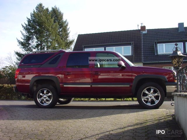 2005 chevrolet avalanche incl autogas car photo and specs. Black Bedroom Furniture Sets. Home Design Ideas