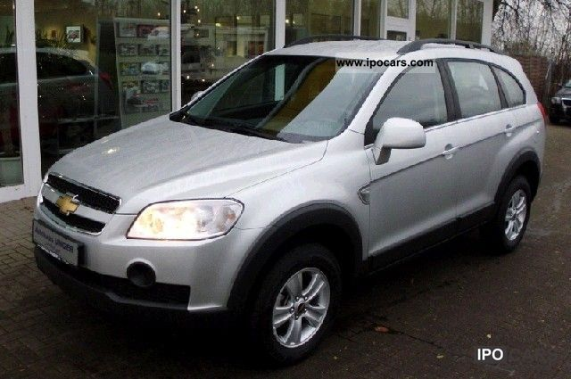 2011 Chevrolet  Captiva LS 2WD 5-seater Off-road Vehicle/Pickup Truck Used vehicle photo
