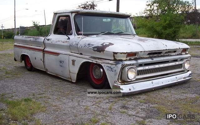 1964 Chevrolet  C10, Air Ride, Pick Up, Pick, Hot Rod, Rat Rod Off-road Vehicle/Pickup Truck Classic Vehicle photo