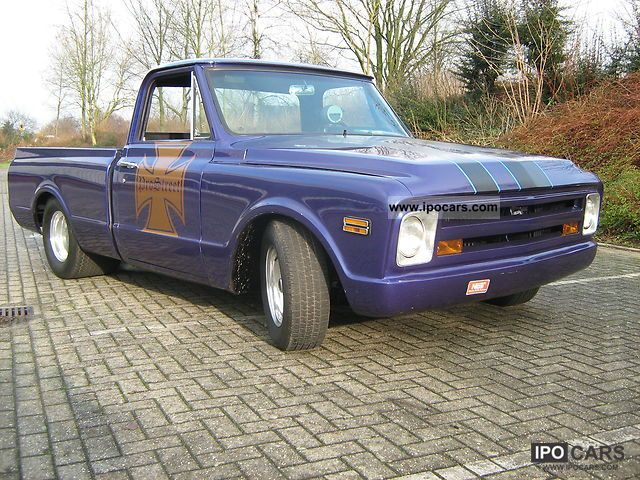Chevrolet  Chevy C10 Year 68 1/4 Mile Burner 1968 Vintage, Classic and Old Cars photo
