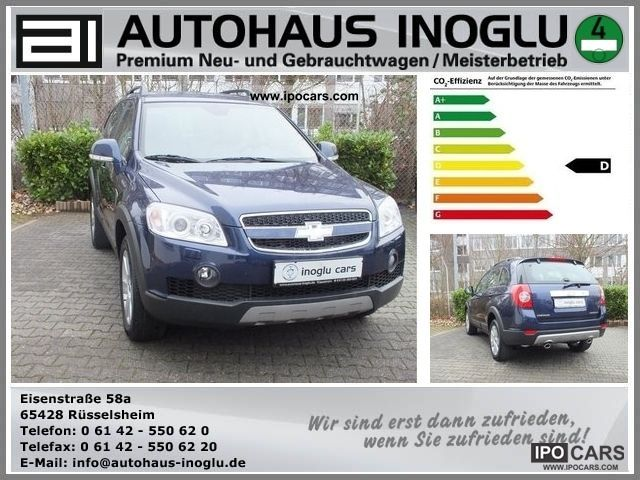 2011 Chevrolet  Captiva 2.0 LT D Exclusive 7 seater 4WD, Sondernau Off-road Vehicle/Pickup Truck New vehicle photo