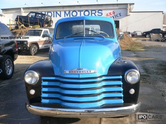 Chevrolet Other Pick Up Series Lgw