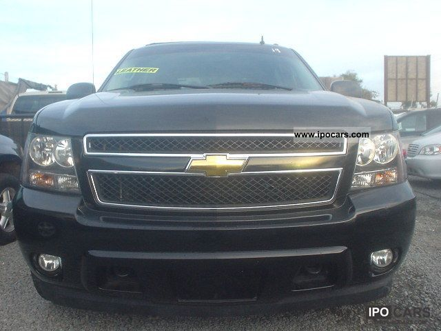 2007 Chevrolet  Known by Goodbye Germany! CIF Bremerhaven Off-road Vehicle/Pickup Truck Used vehicle photo