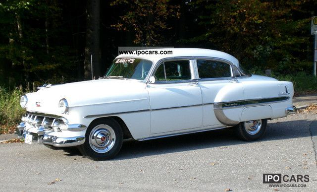 Chevrolet  Bel Air Sedan 210 classic cars 1954 Vintage, Classic and Old Cars photo