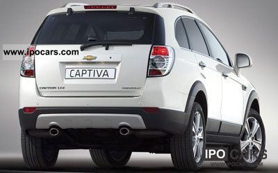 2011 Chevrolet  2.2 2WD Captiva LT + 7-seater Off-road Vehicle/Pickup Truck New vehicle photo