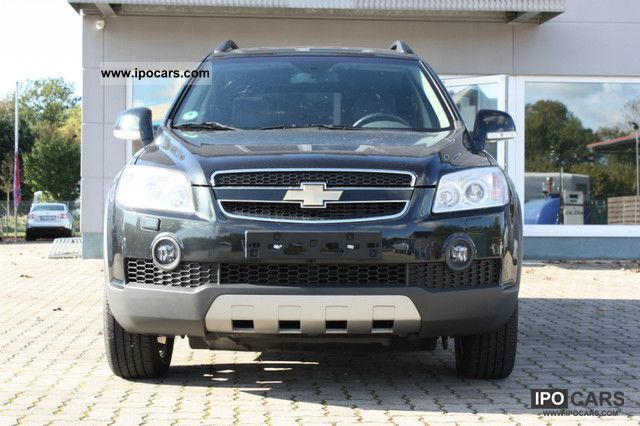 2011 Chevrolet  Captiva 2.0 LT 4WD 7 seater Exclusive Off-road Vehicle/Pickup Truck Employee's Car photo