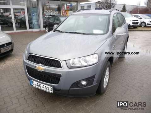 2011 Chevrolet  Captiva 2.4 LT navigation Limousine Employee's Car photo