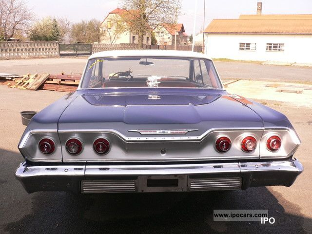 1963 Chevrolet  Impala Limousine Used vehicle photo
