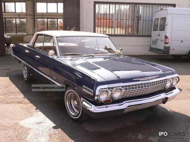 1963 chevrolet impala car photo and specs. Black Bedroom Furniture Sets. Home Design Ideas
