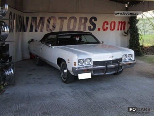 Chevrolet  '72 Impala 1972 Vintage, Classic and Old Cars photo