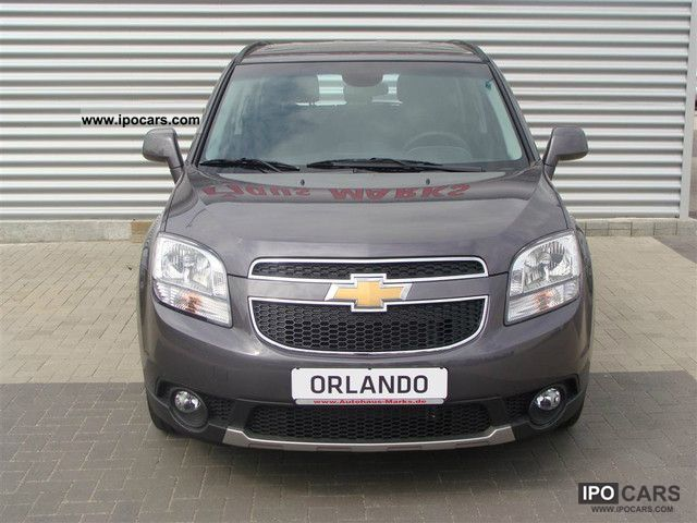 Chevrolet  Orlando 2.0 Aut. LT + Navi 1958 Vintage, Classic and Old Cars photo