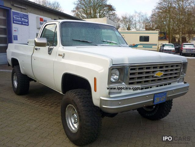Chevrolet  K20 4x4 Frame off restoration 383 cui 1976 Vintage, Classic and Old Cars photo