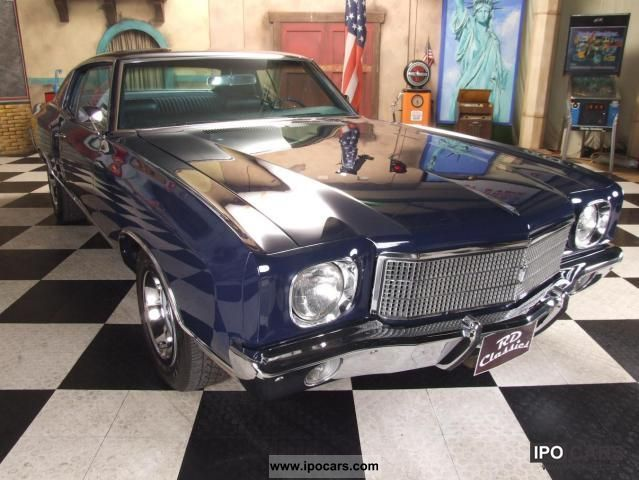 Chevrolet  Impala / Monte Carlo par excellent condition! 1970 Vintage, Classic and Old Cars photo