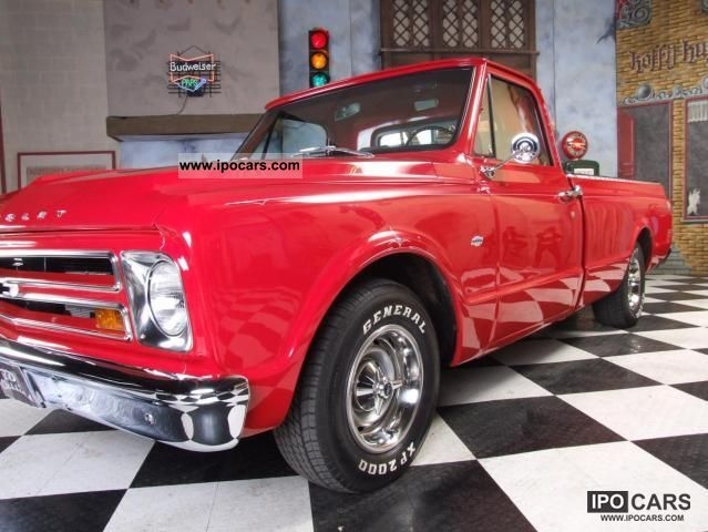 Chevrolet  C1500 / C10 restored with very nice customiz 1967 Vintage, Classic and Old Cars photo