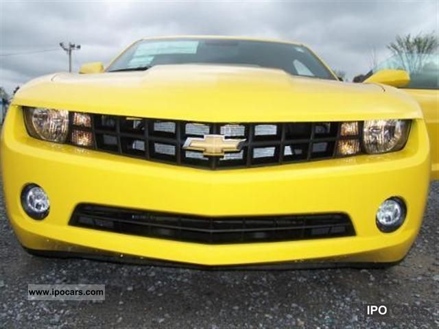 2011 Chevrolet  Camaro LS = 2012 = Sports car/Coupe New vehicle (business photo
