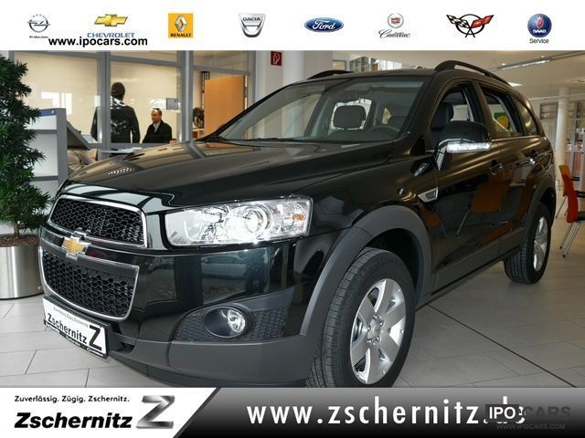 2012 Chevrolet  Captiva 2.4 LT 7-seater Off-road Vehicle/Pickup Truck Pre-Registration photo