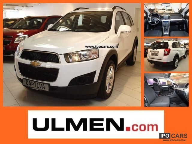 2011 Chevrolet  Captiva LS Diesel + air Off-road Vehicle/Pickup Truck New vehicle photo