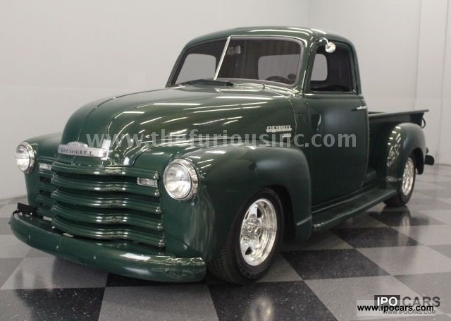 Chevrolet  3100, 350 V8 Custom, GREAT CONDI, ENGINE & PRICE!! 1949 Vintage, Classic and Old Cars photo