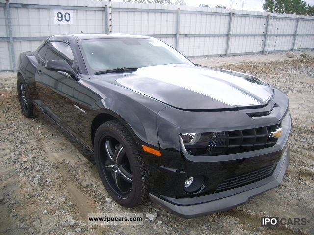 2011 Chevrolet  CAMARO Sports car/Coupe Used vehicle 			(business photo