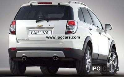 2011 Chevrolet  Captiva 2.2 LT + 4WD 7-seater Off-road Vehicle/Pickup Truck New vehicle photo