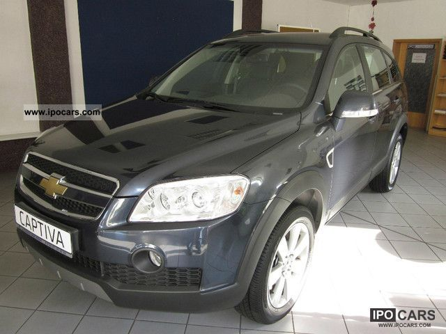 2011 Chevrolet  Captiva 2.0 LT 4WD 7 seater leather Exclusive Off-road Vehicle/Pickup Truck New vehicle photo