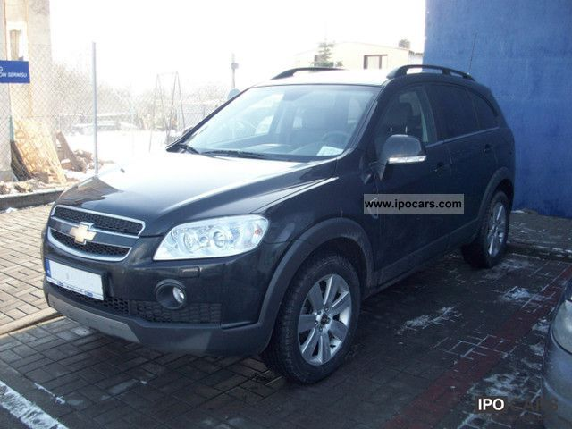 2011 Chevrolet  Captiva Off-road Vehicle/Pickup Truck Used vehicle photo